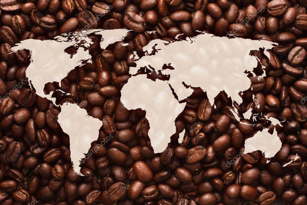всей кофейные карты фото числу таких необычных