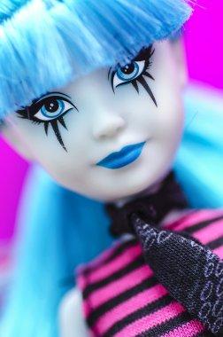 Punk Doll close up