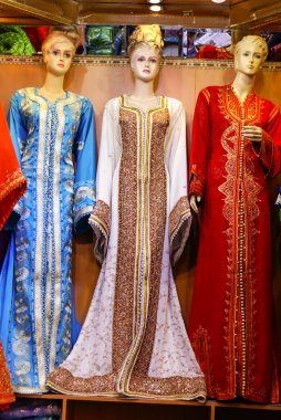 Souvenir shop in the medina of Fes, Morocco