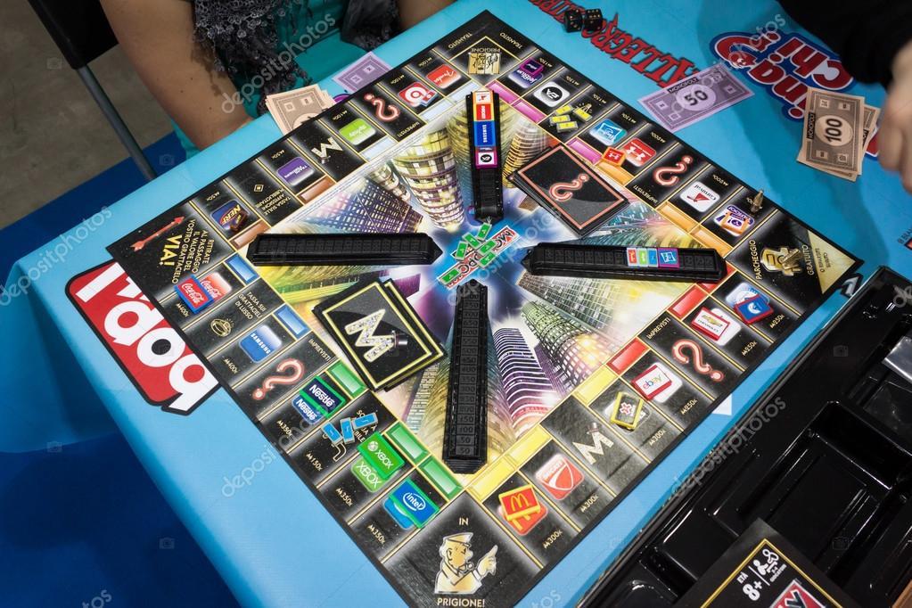 Monopol Brettspiel bei g! kommen Sie Giocare in Mailand, Italien ...