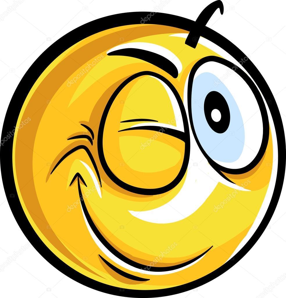 winke smiley