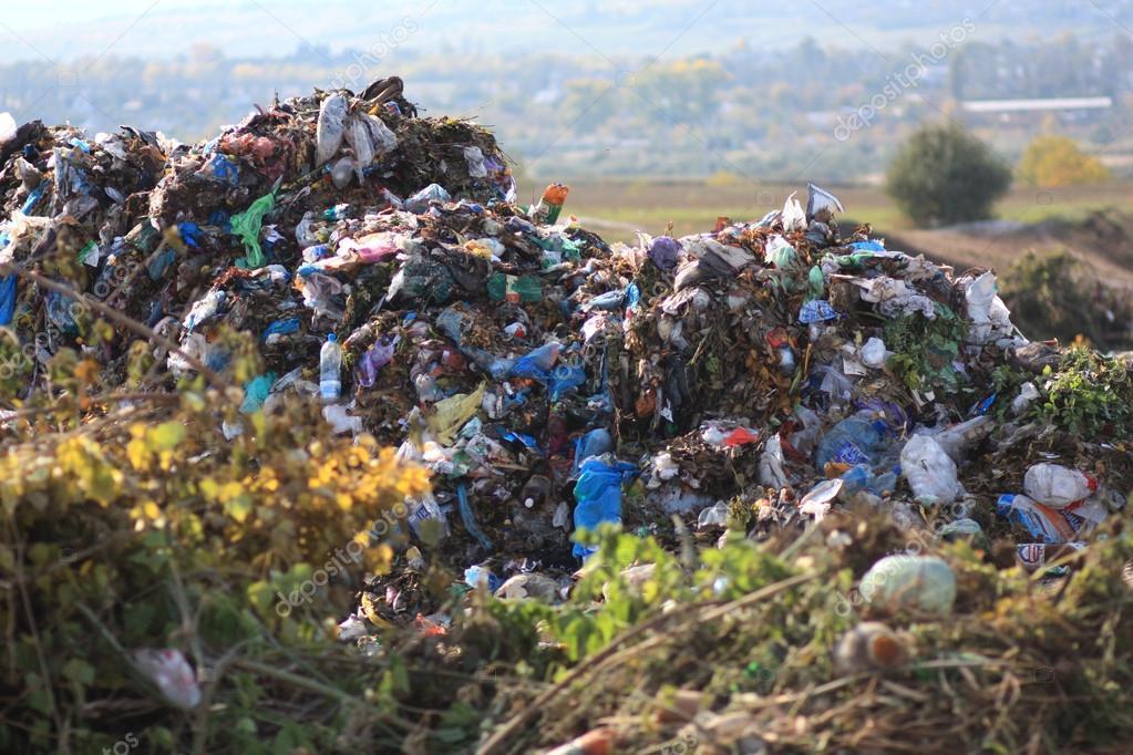 Urban Waste Dump Site