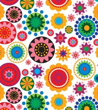 Colorfulflower decor