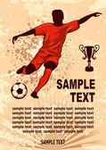 Fotografie fotbal plakát