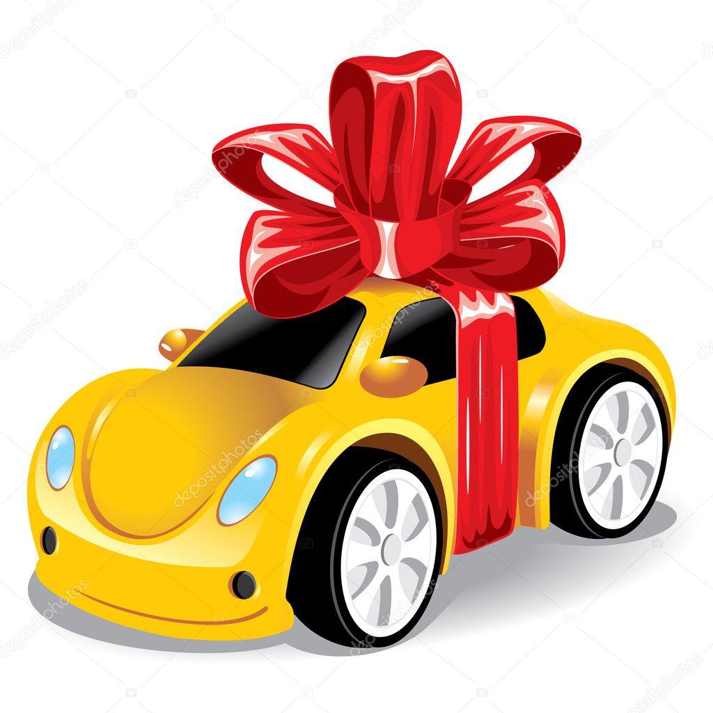 Красивые, открытки авто в подарок