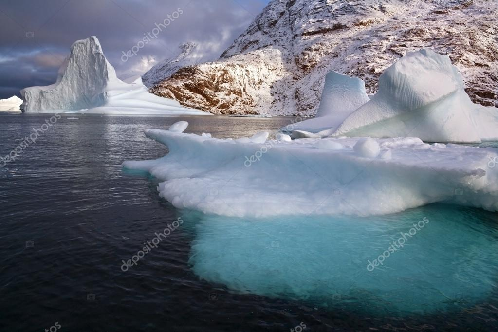The Arctic - Greenland