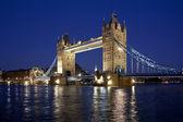 Tower bridge - Londýn - Anglie