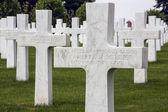 Kriegsfriedhof - Somme - Frankreich
