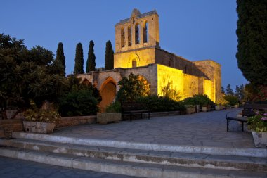 Bellapais Monastery - Turkish Cyprus