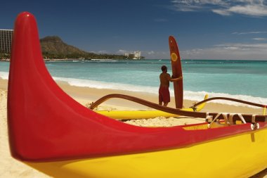 Waikiki Beach - Honolulu - Hawaii