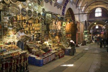 Grand Bazaar - Istanbul - Turkey