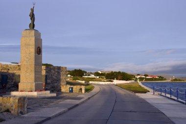 Falklands War Memorial - Stanley - Falkland Islands