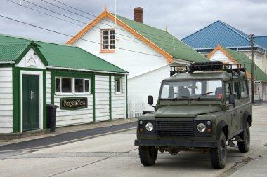 Port Stanley - Falkland Islands