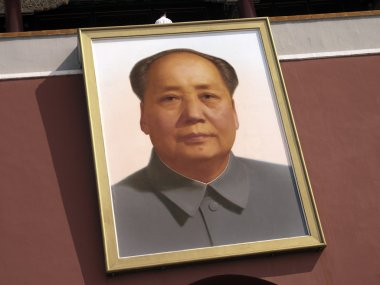 Chairman Mao - Beijing - China
