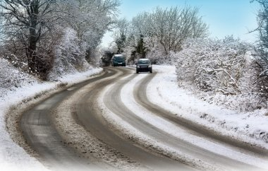 Winter Driving - Slippy Conditions
