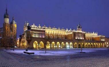 Cloth Hall - Rynek Glowny - Krakow - Poland