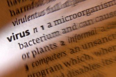 Virus - Dictionary Definition