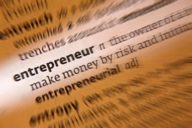 Entrepreneur - Dictionary Definition