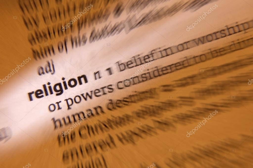 Credenza Definizion : Religione definizione dizionario u foto editoriale stock