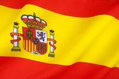 Spanyolország zászlaja