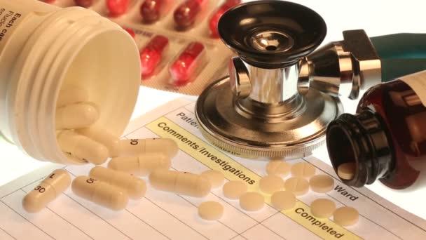 Medizin - verschreibungspflichtige Medikamente