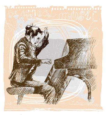 Musician - Piano player