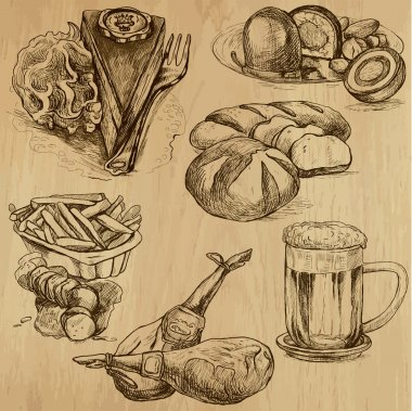 Food and drinks - IV