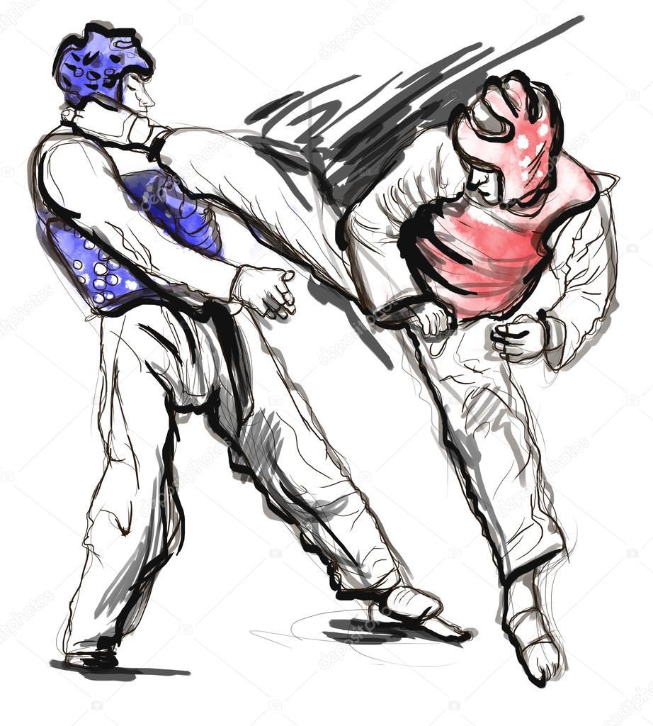 taekwondo #hashtag