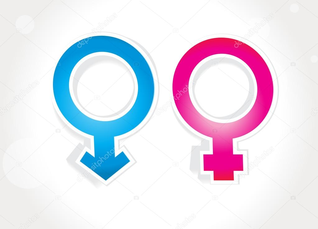 Male And Female Sex Symbol Vector  Stock Vector  Rikky18 33848597-7239