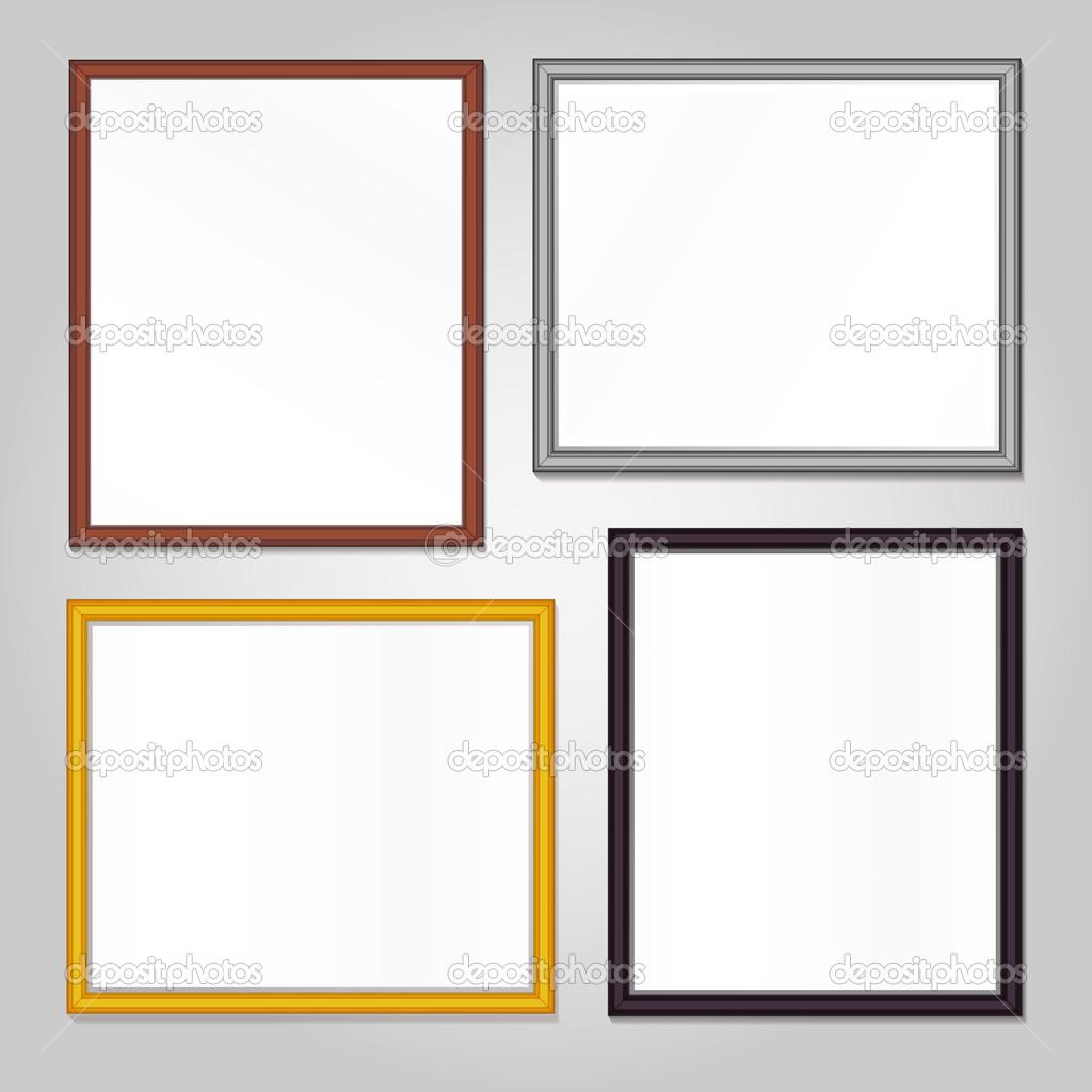 marcos clásicos — Vector de stock © amiloslava #33755737