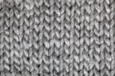 Knitted Wool Pattern
