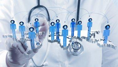 medical network concept