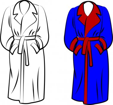 House coat element
