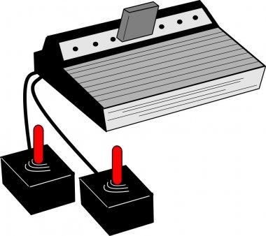 Arcade game console