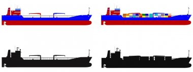 Ocean transport vessels