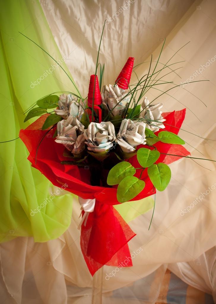 Money flowers — Stock Photo © igor_igorevich #17661505