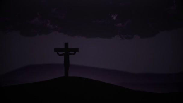 Crossed Jesus Christ - Easter - Crucifixion