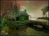 Fényképek A marsh a kabin
