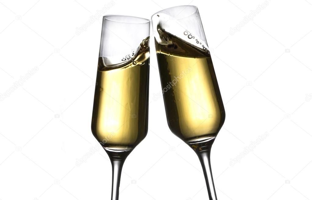přípitek k narozeninám přípitek šampaňským — Stock Fotografie © bacho123456 #24407813 přípitek k narozeninám