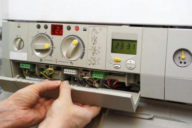 fixing gas furnace