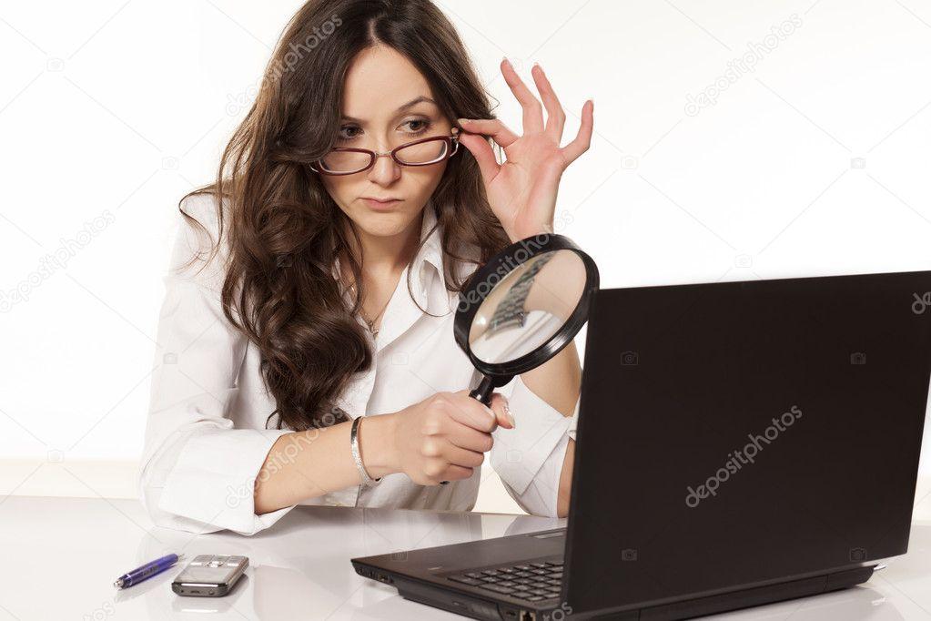 spy at work