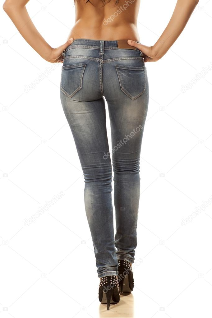 Geile enge jeans