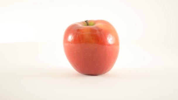 rotační jazzový apple proti bílé - doprava dolly