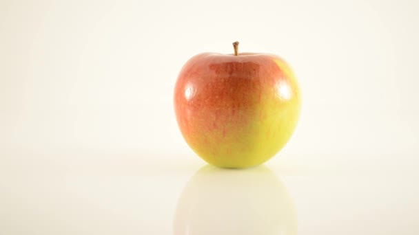 Forgó Braeburn Apple ellen White - Dolly joga a akril