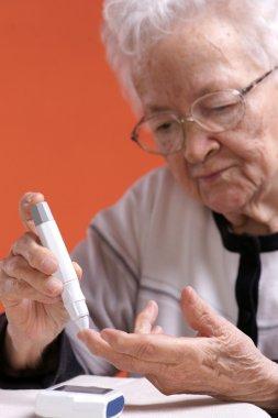 Diabetes. Senior Health