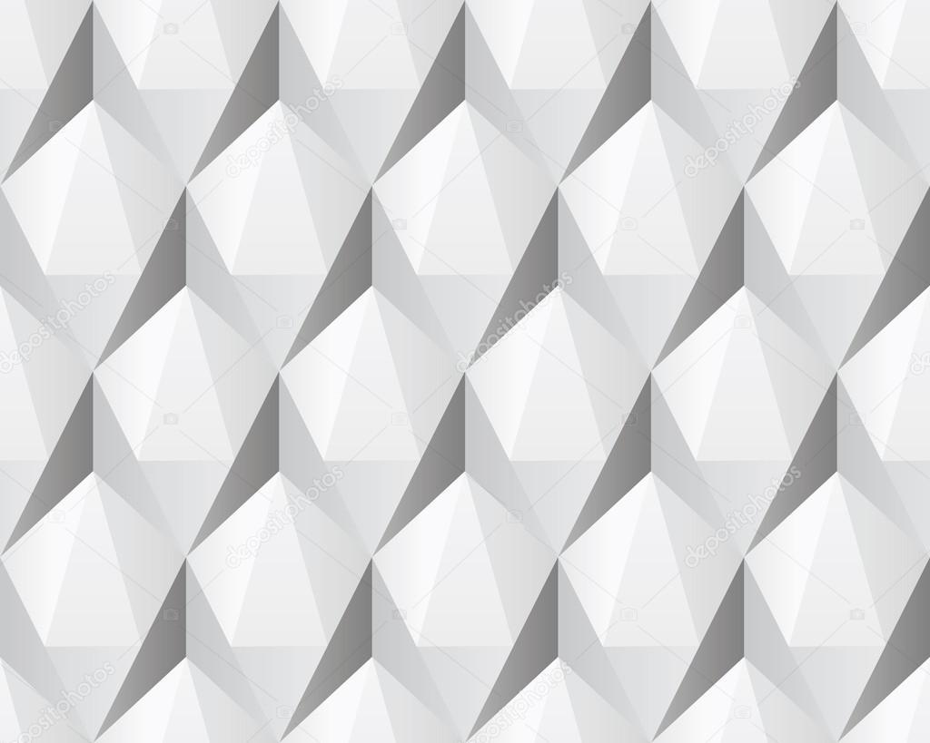 Textura sem costura branca 3d abstrata fotografias de - Papel de pared gris ...