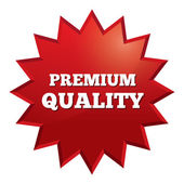 Premium quality star. Special offer tag.