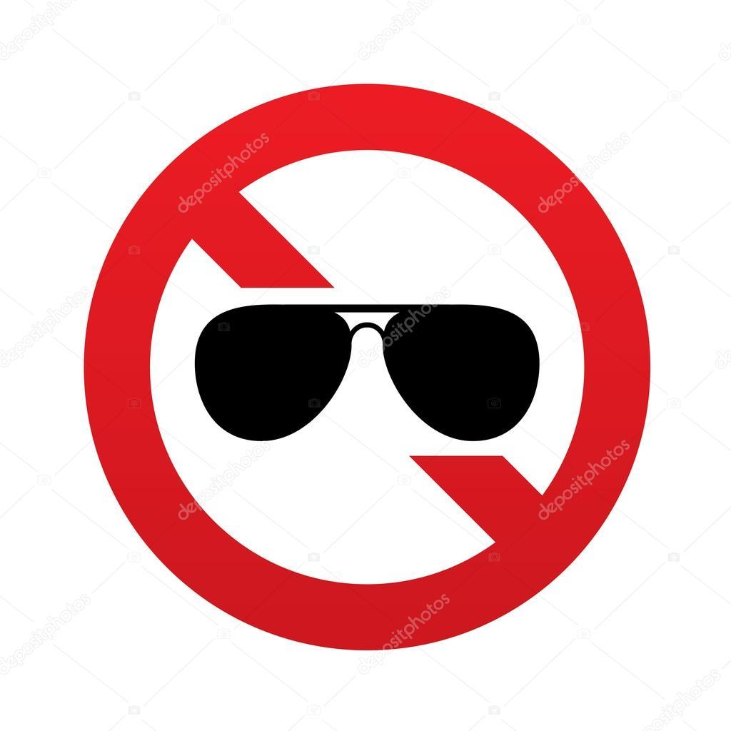 6300570decf8bc geen zonnebril vlieger ondertekenen. Pilot glazen knop — Stockvector ...