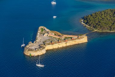 Sibenik St. Nicholas Fortress