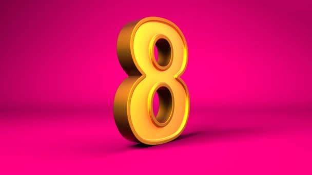 arany nyolcas szám